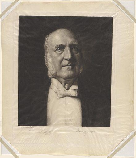 Chauncey Mitchell Depew. Sitter: Chauncey Mitchell Depew, 23 Apr 1834 – 5 Apr 1928. Date: 1890s. Record ID: npg_NPG.67.60.
