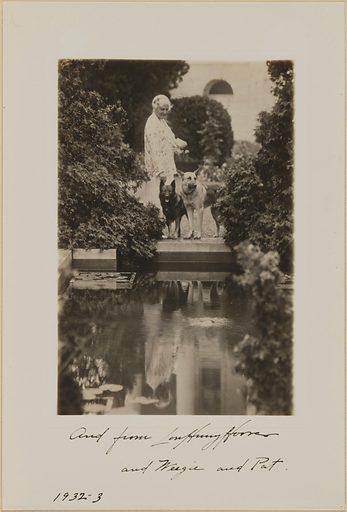 Lou Henry Hoover. Sitter: Lou Henry Hoover, 29 Mar 1874 – 7 Jan 1944. Date: 1930s. Record ID: npg_S_NPG.84.276.