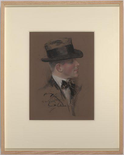 George M. Cohan. Sitter: George Michael Cohan, 3 Jul 1878 – 5 Nov 1942. Date: 1910s. Record ID: npg_NPG.96.164.