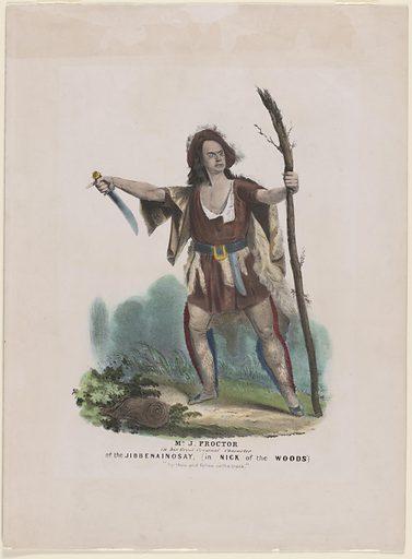Joseph Proctor. Sitter: Joseph Proctor, 7 May 1816 – 2 Oct 1897. Date: 1840s. Record ID: npg_NPG.88.33.