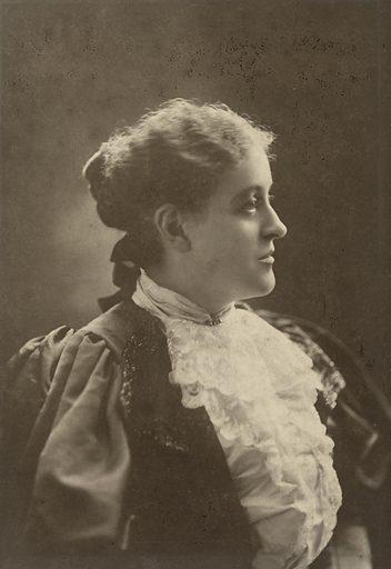 Carrie Chapman Catt. Sitter: Carrie Clinton Lane Chapman Catt, 9 Jan 1859 – 9 Mar 1947. Date: 1900s. Record ID: npg_NPG.82.80.