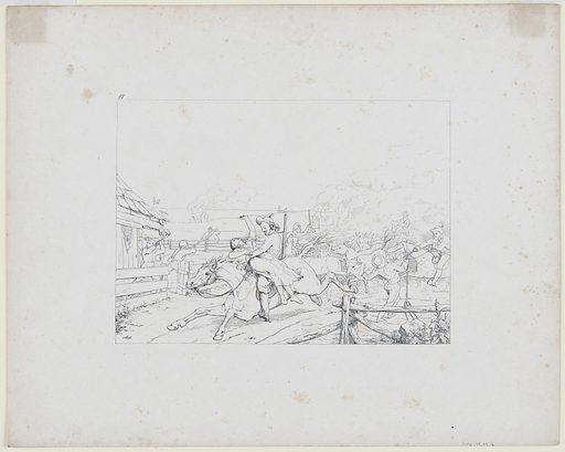 Jemison's Jayhawkers. Sitter: Charles Jennison, 1810 – c. 1910. Date: 1860s. Record ID: npg_NPG.79.95.Q.