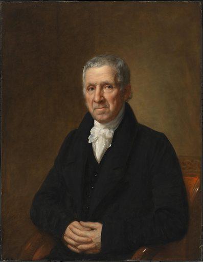 Enoch Crosby. Sitter: Enoch Crosby, 4 Jan 1750 – 26 Jun 1835. Date: 1830s. Record ID: npg_NPG.77.23.