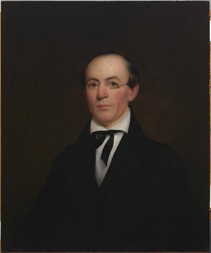 William Lloyd Garrison. Sitter: William Lloyd Garrison, 10 Dec 1805 – 24 May 1879. Date: 1830s. Record ID: npg_NPG.96.102.