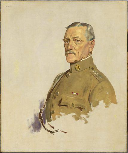 John Joseph Pershing. Sitter: John Joseph Pershing, 13 Sep 1860 – 15 Jul 1948. Date: 1920s. Record ID: npg_NPG.68.12.