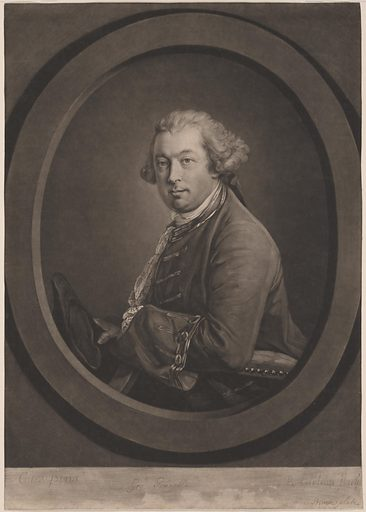 Thomas Pownall. Sitter: Thomas Pownall, 1722 – 25 Feb 1805. Date: 1770s. Record ID: npg_NPG.77.95.