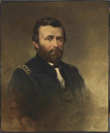 Ulysses S. Grant. Sitter: Ulysses Simpson Grant, 27 Apr 1822 – 23 Jul 1885. Date: 1880s. Record ID: npg_NPG.65.26.