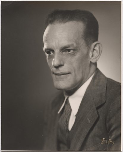Max Theiler. Sitter: Max Theiler, 1899 – 1972. Date: 1940s. Record ID: npg_S_NPG.93.388.35.