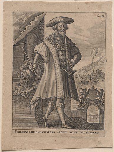 Philip I. Sitter: Philip I, 1478 – 1506. Record ID: npg_S_NPG.72.14.