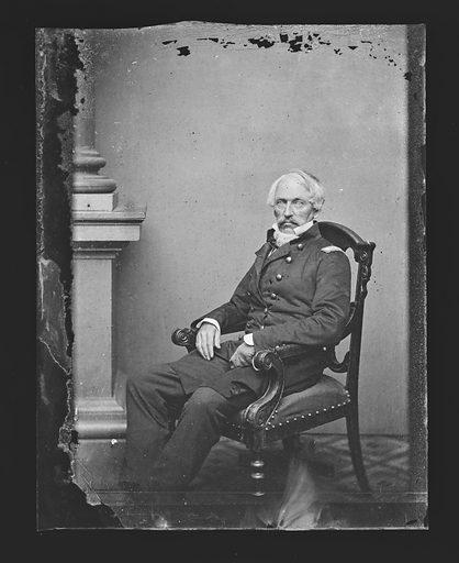 Hannibal Day. Sitter: Hannibal Day, 15 Feb 1804 – 26 Mar 1891. Date: 1860s. Record ID: npg_NPG.81.M649.