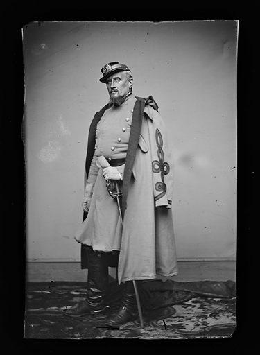 Philip Regis DeTrobriand. Sitter: Philippe Régis Dénis De Keredern De Trobriand, 1816 – 1897. Date: 1860s. Record ID: npg_NPG.81.M662.