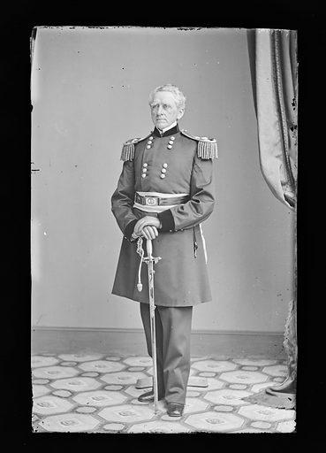 John A. Dix. Sitter: John Adams Dix, 24 Jul 1798 – 21 Apr 1879. Date: 1880s. Record ID: npg_NPG.81.M267.
