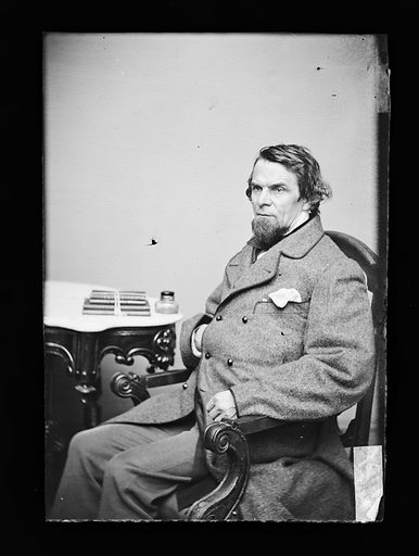Alfred W. Ely. Sitter: Alfred W. Ely, 1815 – 1892. Date: 1860s. Record ID: npg_NPG.81.M699.