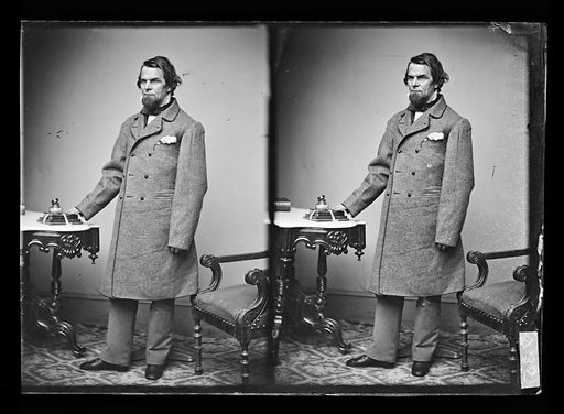 Alfred W. Ely. Sitter: Alfred W. Ely, 1815 – 1892. Date: 1860s. Record ID: npg_NPG.81.M702.2.