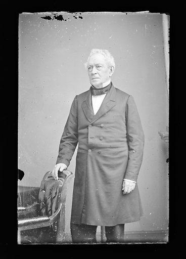 Edward Everett. Sitter: Edward Everett, 11 Apr 1794 – 15 Jan 1865. Date: 1860s. Record ID: npg_NPG.81.M706.