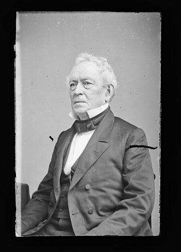 Edward Everett. Sitter: Edward Everett, 11 Apr 1794 – 15 Jan 1865. Date: 1860s. Record ID: npg_NPG.81.M713.