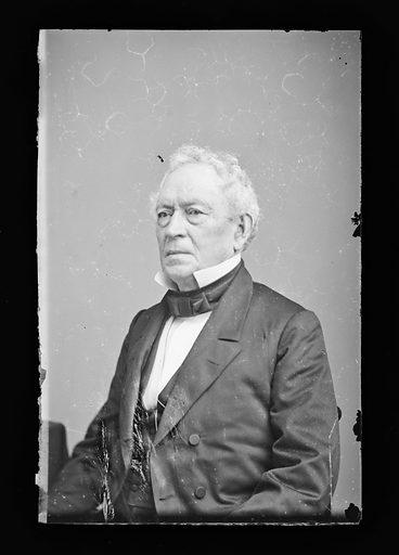 Edward Everett. Sitter: Edward Everett, 11 Apr 1794 – 15 Jan 1865. Date: 1860s. Record ID: npg_NPG.81.M716.
