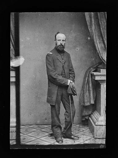 W. G. Farrell. Sitter: W. G. Farrell. Date: 1860s. Record ID: npg_NPG.81.M724.