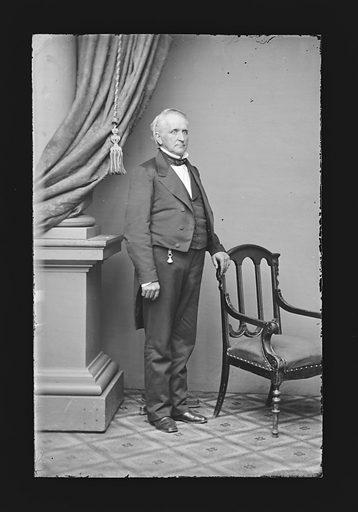 Solomon Foot. Sitter: Solomon Foot, 19 Nov 1802 – 28 Mar 1866. Date: 1860s. Record ID: npg_NPG.81.M756.