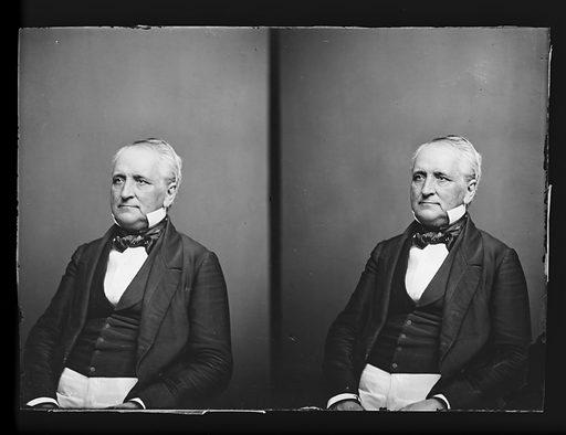Solomon Foot. Sitter: Solomon Foot, 19 Nov 1802 – 28 Mar 1866. Date: 1860s. Record ID: npg_NPG.81.M757.1.