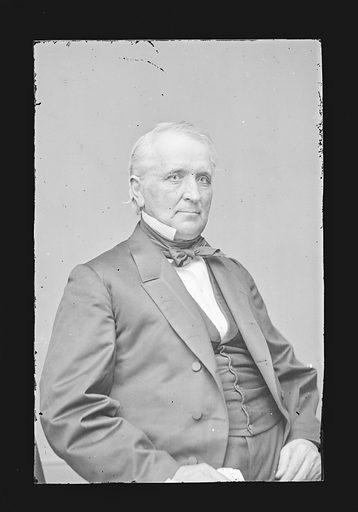 Solomon Foot. Sitter: Solomon Foot, 19 Nov 1802 – 28 Mar 1866. Date: 1860s. Record ID: npg_NPG.81.M760.