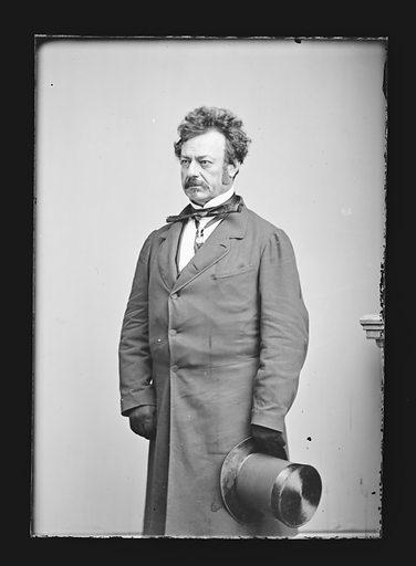 Edwin Forrest. Sitter: Edwin Forrest, 9 Mar 1806 – 12 Dec 1872. Date: 1860s. Record ID: npg_NPG.81.M92.