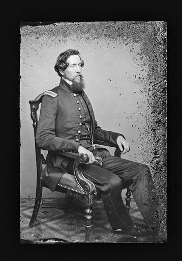 Jeremiah Howard Gilman. Sitter: Jeremiah Howard Gilman, 1831 – 1909. Date: 1860s. Record ID: npg_NPG.81.M799.