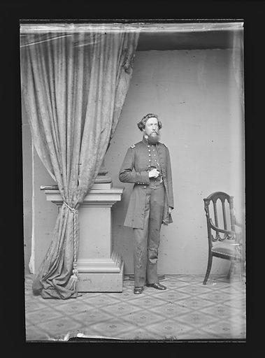 Jeremiah Howard Gilman. Sitter: Jeremiah Howard Gilman, 1831 – 1909. Date: 1860s. Record ID: npg_NPG.81.M801.