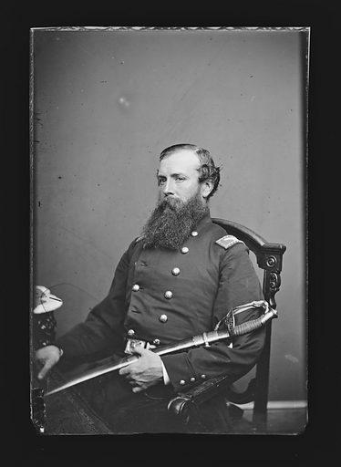 Charles K. Graham. Sitter: Charles K. Graham, 1824 – 1889. Date: 1860s. Record ID: npg_NPG.81.M816.