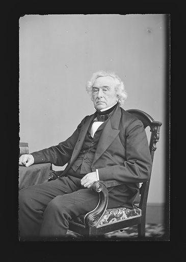 Francis Granger. Sitter: Francis Granger, 1 Dec 1792 – 31 Aug 1868. Date: 1860s. Record ID: npg_NPG.81.M817.