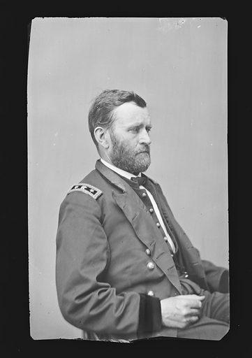 Ulysses S. Grant. Sitter: Ulysses Simpson Grant, 27 Apr 1822 – 23 Jul 1885. Date: 1880s. Record ID: npg_NPG.81.M100.