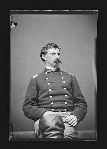 Joseph E. Hamblin. Sitter: Joseph Eldridge Hamblin, 1828 – 1870. Date: 1880s. Record ID: npg_NPG.81.M849.
