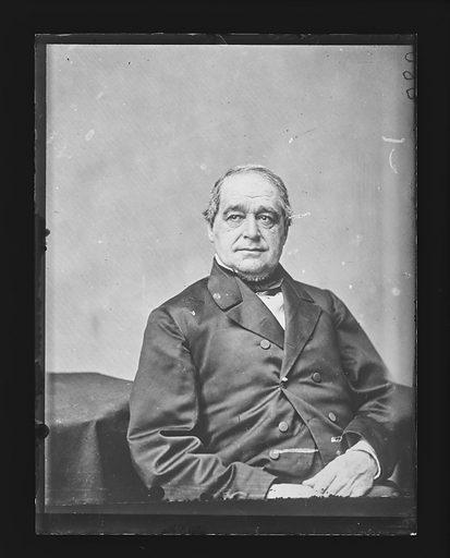 Hannibal Hamlin. Sitter: Hannibal Hamlin, 27 Aug 1809 – 4 Jul 1891. Date: 1860s. Record ID: npg_NPG.81.M850.