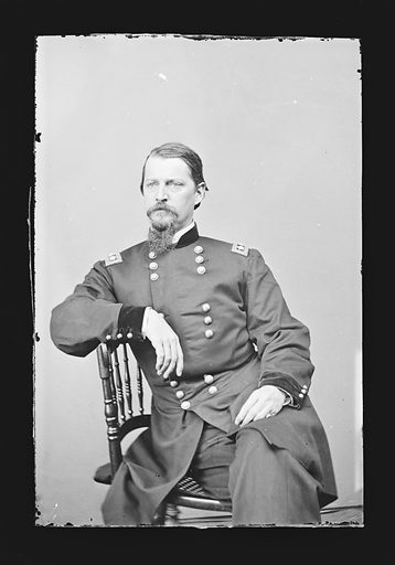 Winfield S. Hancock. Sitter: Winfield Scott Hancock, 14 Feb 1824 – 9 Feb 1886. Date: 1880s. Record ID: npg_NPG.81.M268.