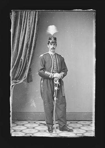 Rush C. Hawkins. Sitter: Rush Christopher Hawkins, 14 Sep 1831 – 20 Oct 1920. Date: 1880s. Record ID: npg_NPG.81.M866.