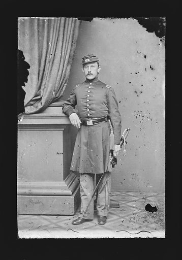 George T. Haws. Sitter: George T. Haws. Date: 1860s. Record ID: npg_NPG.81.M867.