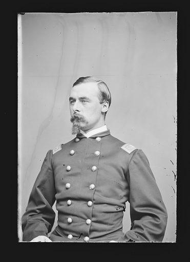 Henry G. Healy. Sitter: Henry G. Healy. Date: 1860s. Record ID: npg_NPG.81.M875.