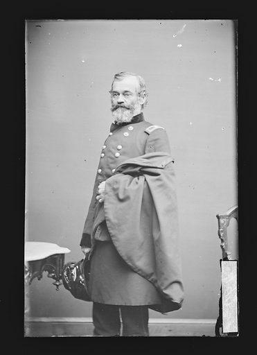 Samuel Heintzelman. Sitter: Samuel Peter Heintzelman, 30 Sep 1805 – 1 May 1880. Date: 1880s. Record ID: npg_NPG.81.M269.