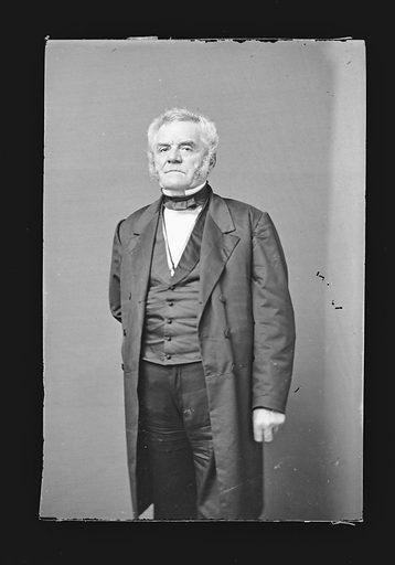 Thomas Hicks. Sitter: Thomas Holliday Hicks, 2 Sep 1798 – 14 Feb 1865. Date: 1860s. Record ID: npg_NPG.81.M886.