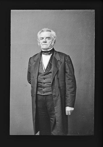 Thomas Hicks. Sitter: Thomas Holliday Hicks, 2 Sep 1798 – 14 Feb 1865. Date: 1860s. Record ID: npg_NPG.81.M887.