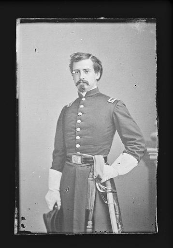 Possibly Capt. Henry B. Hidden. Date: 1860s. Record ID: npg_NPG.81.M889.