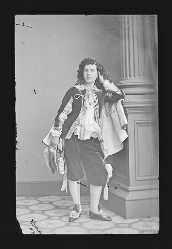 Isabella Hinckley. Sitter: Isabella Hinckley, 1840 – 1862. Date: 1860s. Record ID: npg_NPG.81.M235.