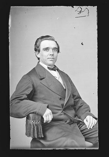 William Holston. Sitter: William Holston. Date: 1860s. Record ID: npg_NPG.81.M915.