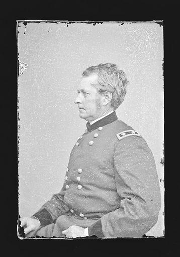 Joseph Hooker. Sitter: Joseph Hooker, 13 Nov 1814 – 31 Oct 1879. Date: 1880s. Record ID: npg_NPG.81.M932.