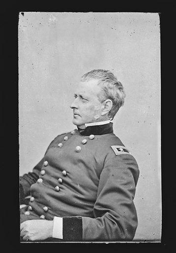 Joseph Hooker. Sitter: Joseph Hooker, 13 Nov 1814 – 31 Oct 1879. Date: 1880s. Record ID: npg_NPG.81.M940.