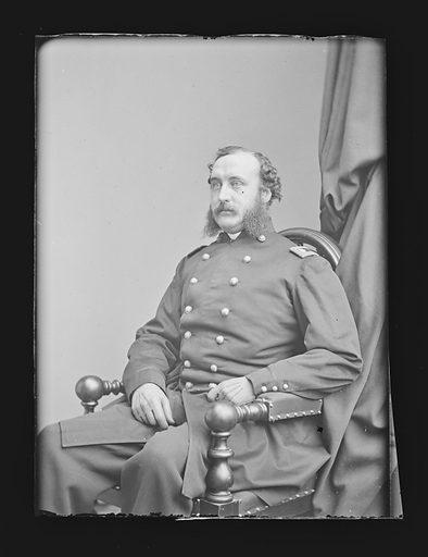 Edward McKeever Hudson. Sitter: Edward McKeever Hudson. Date: 1860s. Record ID: npg_NPG.81.M943.