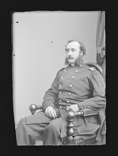 Edward McKeever Hudson. Sitter: Edward McKeever Hudson. Date: 1860s. Record ID: npg_NPG.81.M945.