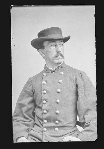 Benjamin Huger. Sitter: Benjamin Huger, 1805 – 1877. Date: 1880s. Record ID: npg_NPG.81.M946.