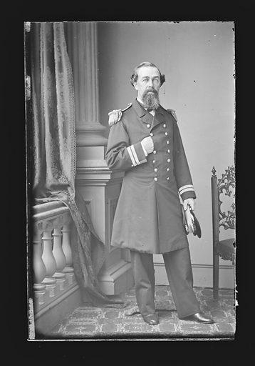 Aaron K. Hughes. Sitter: Aaron K. Hughes. Date: 1860s. Record ID: npg_NPG.81.M948.