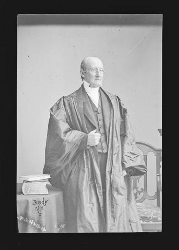 Reverend Johnson. Sitter: Reverend Johnson. Date: 1860s. Record ID: npg_NPG.81.M976.